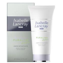 Isabelle Lancray PURALINE DETOX Creme Detoxifiante - 24 órás méregtelenítő krém fényvédővel 50 ml