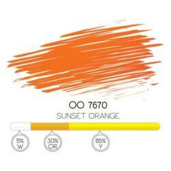 Goldeneye Hydro Organic - Sunset Orange