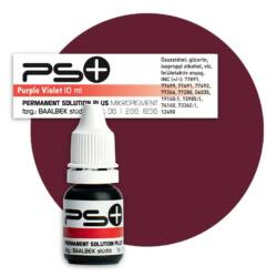 Permanent Solution Plus - PURPLE VIOLET 10 ml