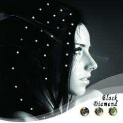 """Baalbek hajékszer """"black diamond"""" színben"""
