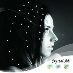 """Baalbek hajékszer """"crystal AB"""" színben"""