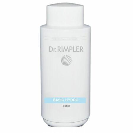 Dr. Rimpler BASIC HYDRO Tonic - frissítő alkoholmentes tonik 500 ml