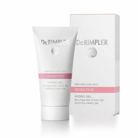 Dr. Rimpler SENSITIVE Hydro-Gel - hidratáló krémzselé 50 ml
