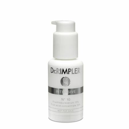 Dr. Rimpler INTENSIVE AHA -Concentrate (15%) - gyümölcssav koncentrátum 50 ml