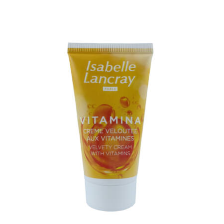 Isabelle Lancray VITAMINA  Velvety Cream with Vitamins - bársonyos éjszakai krém 30 ml