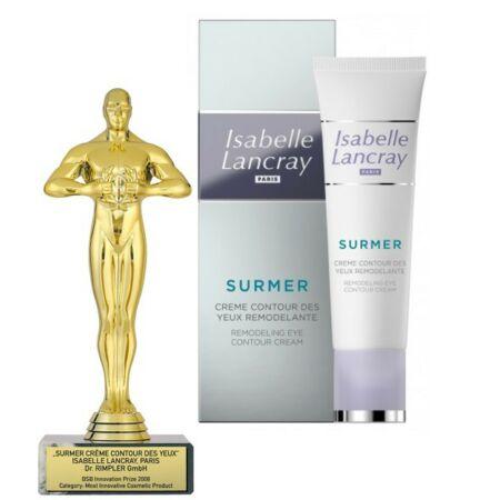 Isabelle Lancray SURMER Eye Contour Cream -  szemápoló krém / OSCAR - DÍJAS 25 ml