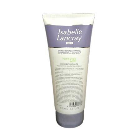 Isabelle Lancray PURALINE DETOX Creme Detoxifiante - 24 órás méregtelenítő krém fényvédővel 200 ml