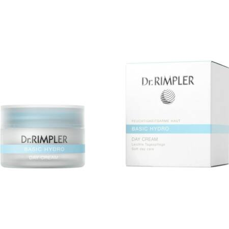 Dr. Rimpler BASIC HYDRO Day Cream - hidratáló nappali krém 50 ml