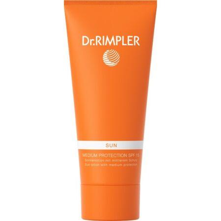 Dr. Rimpler SUN Medium Protection SPF15 - SPF15 fényvédő 200 ml