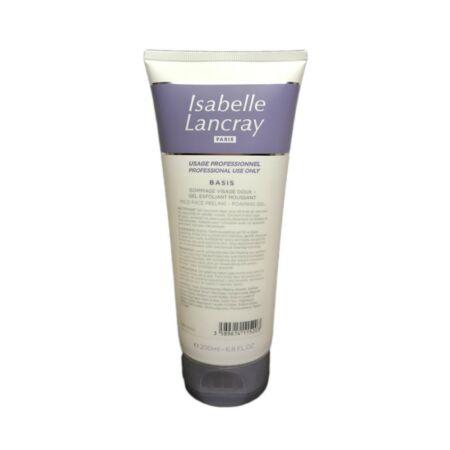 Isabelle Lancray BASIC LINE Mild Facial Peeling Gel - szemcsés peeling gél 200 ml