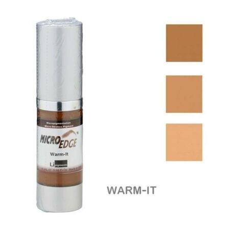 Micro Edge Li pigment - Warm it 15 ml