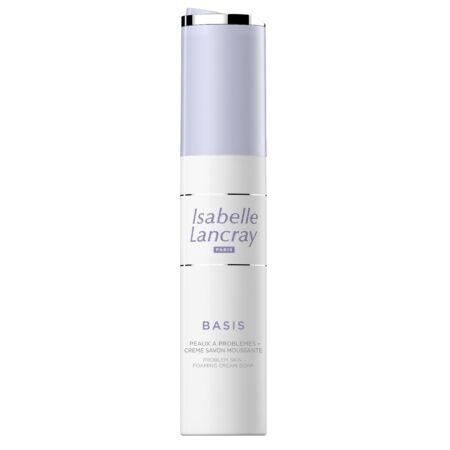 Isabelle Lancray BASIC LINE Foaming Cream Soap - habzó tisztító problémás bőrre 200 ml