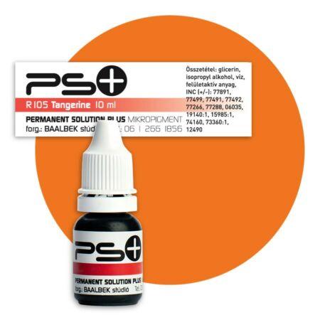 Permanent Solution Plus - TANGERINE 10 ml