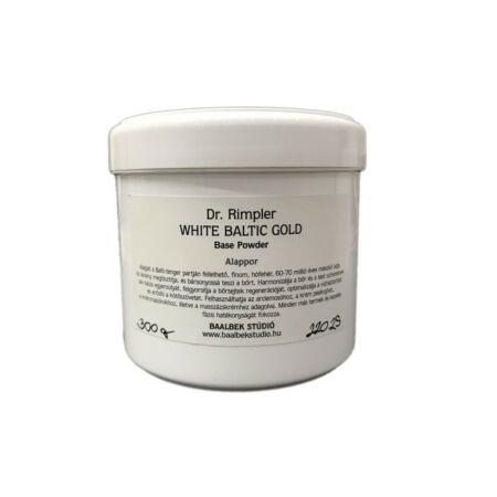 Dr. Rimpler PROFESSIONAL WHITE BALTIC GOLD Base Powder - alappor 300 gr