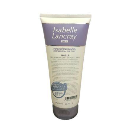 Isabelle Lancray BASIC LINE Gentle Cleansing Gel - sminklemosó gél 200 ml