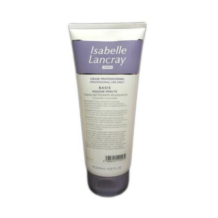 Isabelle Lancray BASIC LINE Foaming Cleanser - habzó tisztítókrém 200 ml