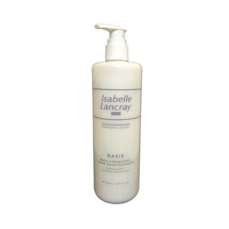 Isabelle Lancray BASIC LINE Foaming Cream Soap - habzó tisztító problémás bőrre 400 ml