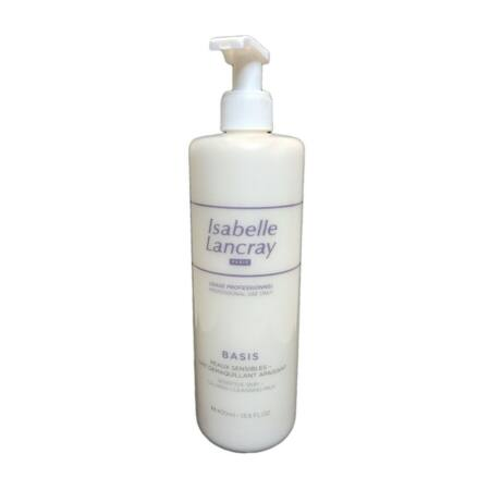 Isabelle Lancray BASIC LINE Calming Cleasing - tisztító emulzió érzékeny bőrre 400 ml
