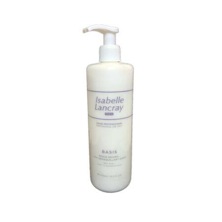 Isabelle Lancray BASIC LINE Soft Cleansing Milk - tisztító emulzió nedvességszegény bőrre 400 ml