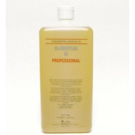 Dr. Rimpler PHYSIO EMOTIONAL MASSAGE - Fundamental Massage Oil - alap masszázs olaj 1000 ml