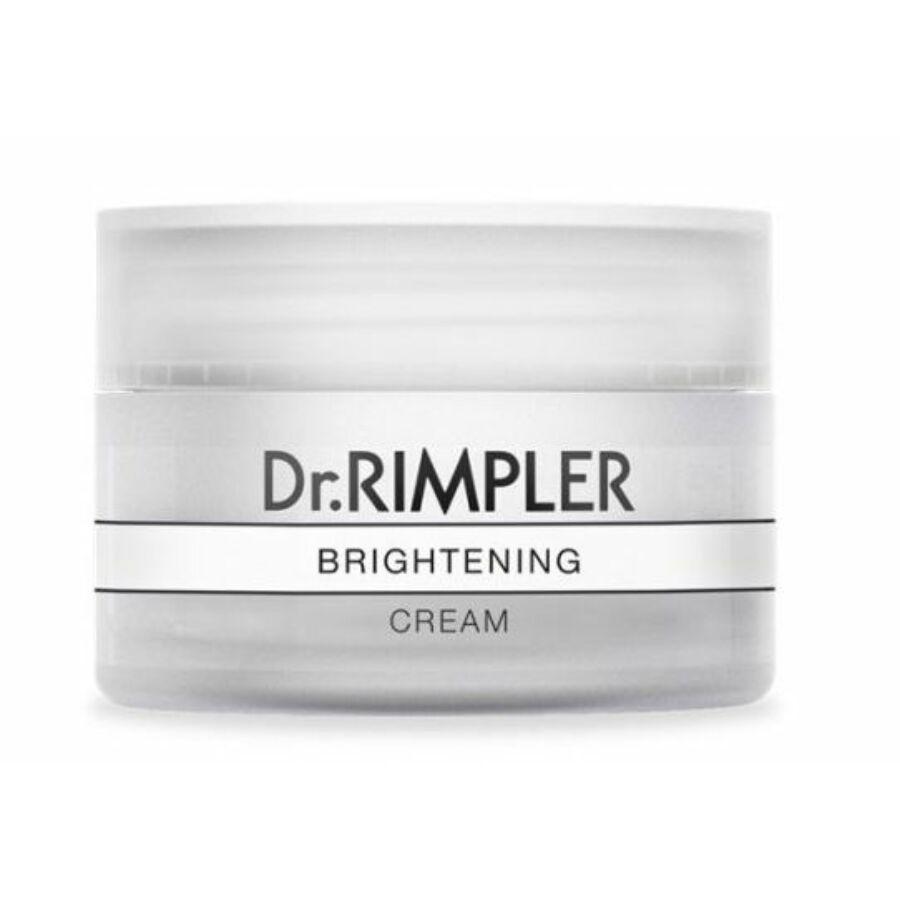 Dr. Rimpler BRIGHTENING Cream - fehérítő krém 50 ml