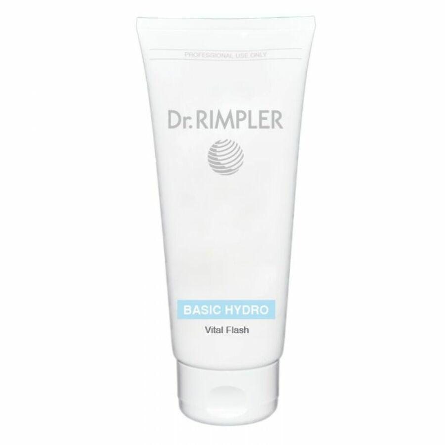 Dr. Rimpler BASIC HYDRO Vital Flash - Hidratáló krémgél 200 ml