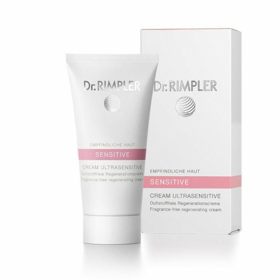 DR. RIMPLER ULTRASENSITIVE CREAM - hidratálókrém ultraszenzitív bőrre 50 ml