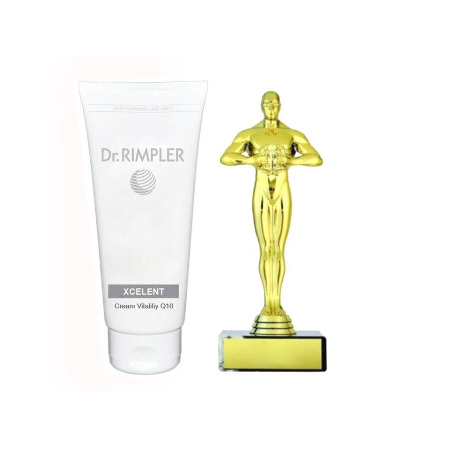XCELENT Cream Vitality Q10 – Q10 krém fényvédővel 200 ml