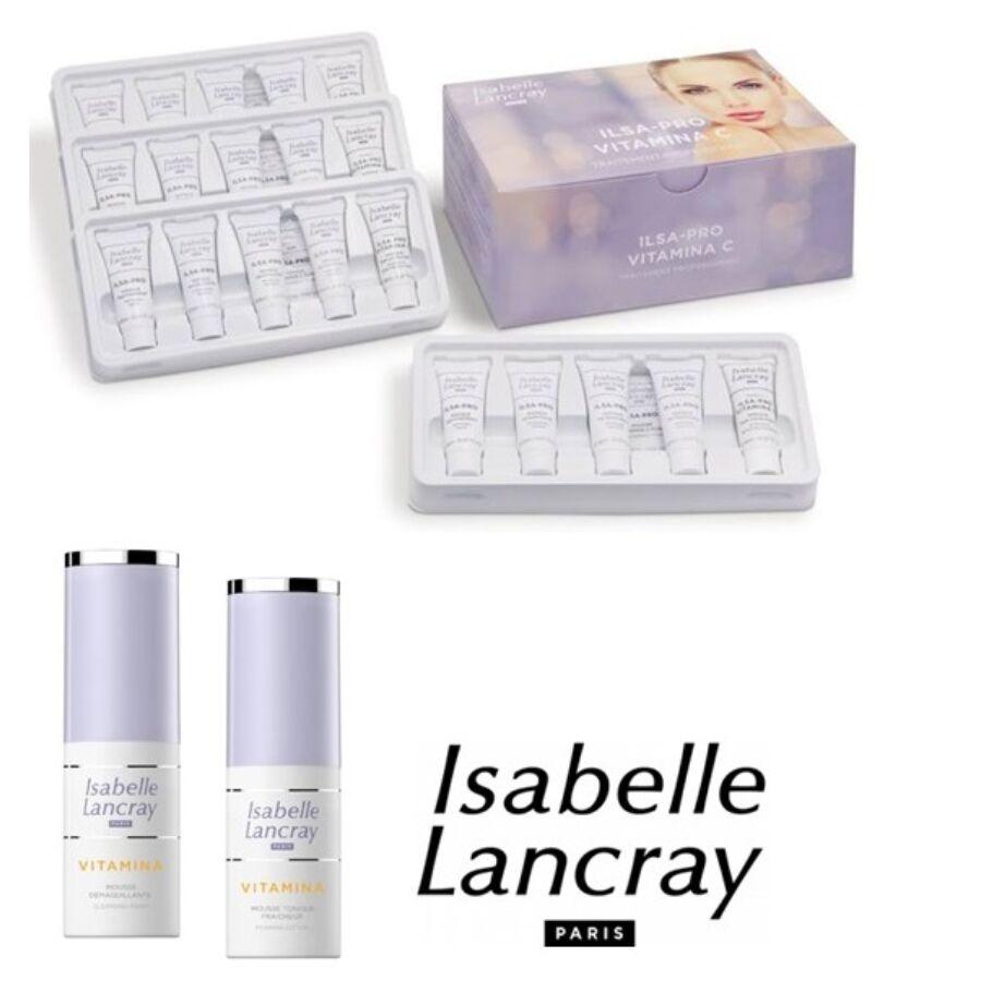 Isabelle Lancray PROFESSIONAL ILSA-PRO Vitamina C - C vitaminos kezelés (4 kezelés)