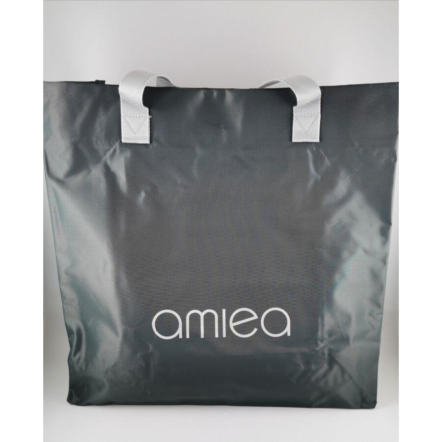 Amiea szürke színű, nagyméretű táska