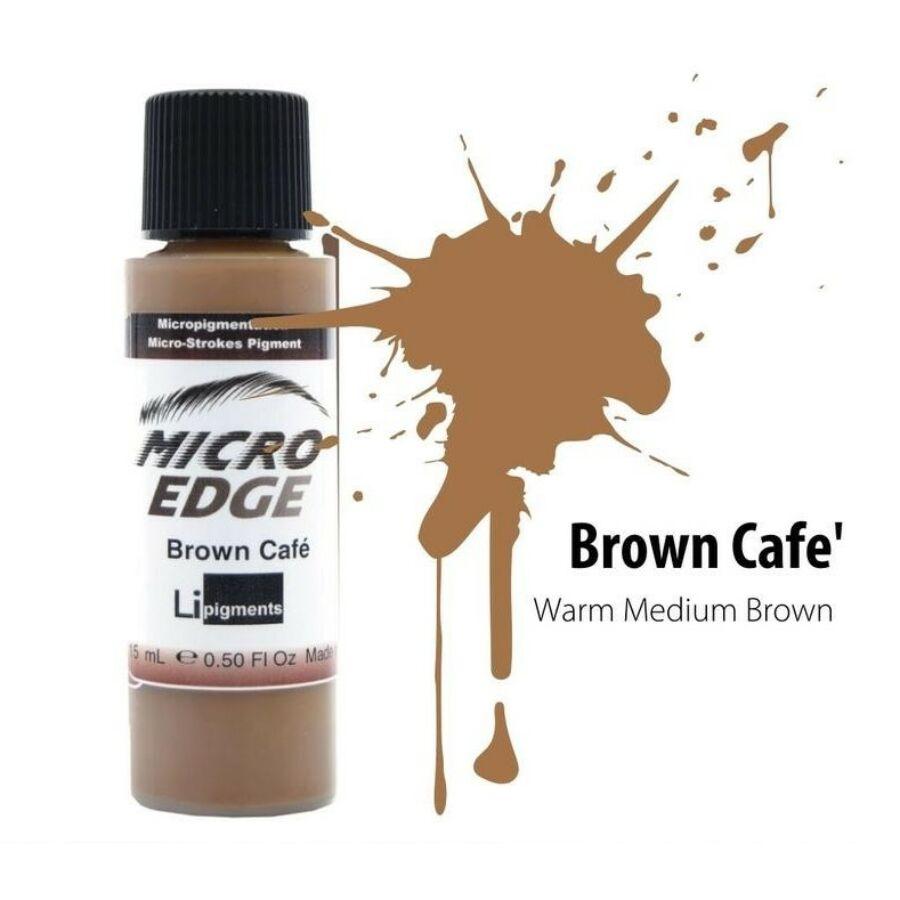 Micro Edge Li pigment - Brown Cafe 15 ml