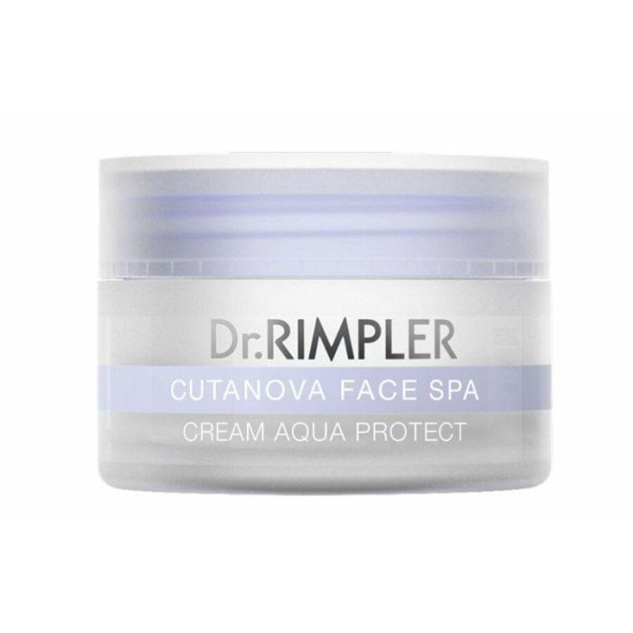 Dr. Rimpler CUTANOVA FACE SPA Cream Aqua Protect - fényvédős anti-age ápoló 200 ml