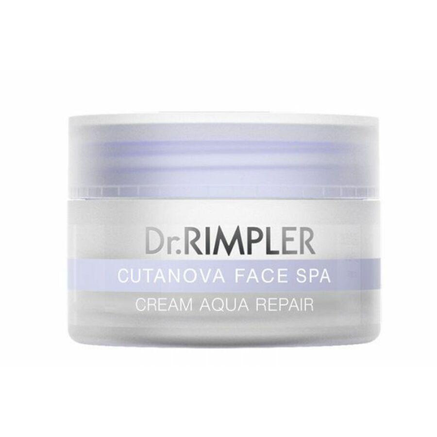 Dr. Rimpler CUTANOVA FACE SPA Cream Aqua Repair - regeneráló, tápláló krém 200 ml