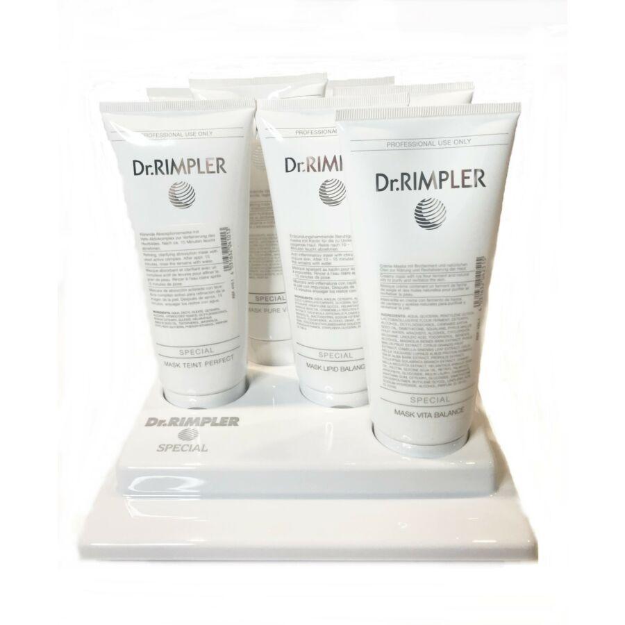 Dr. Rimpler display kabin termékekhez (6x200 ml) 1 db