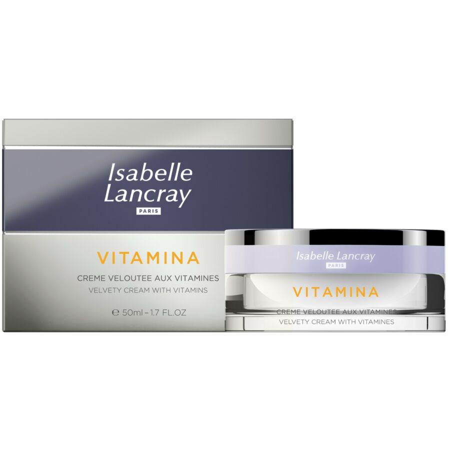 Isabelle Lancray VITAMINA  Velvety Cream with Vitamins - bársonyos éjszakai krém 50 ml