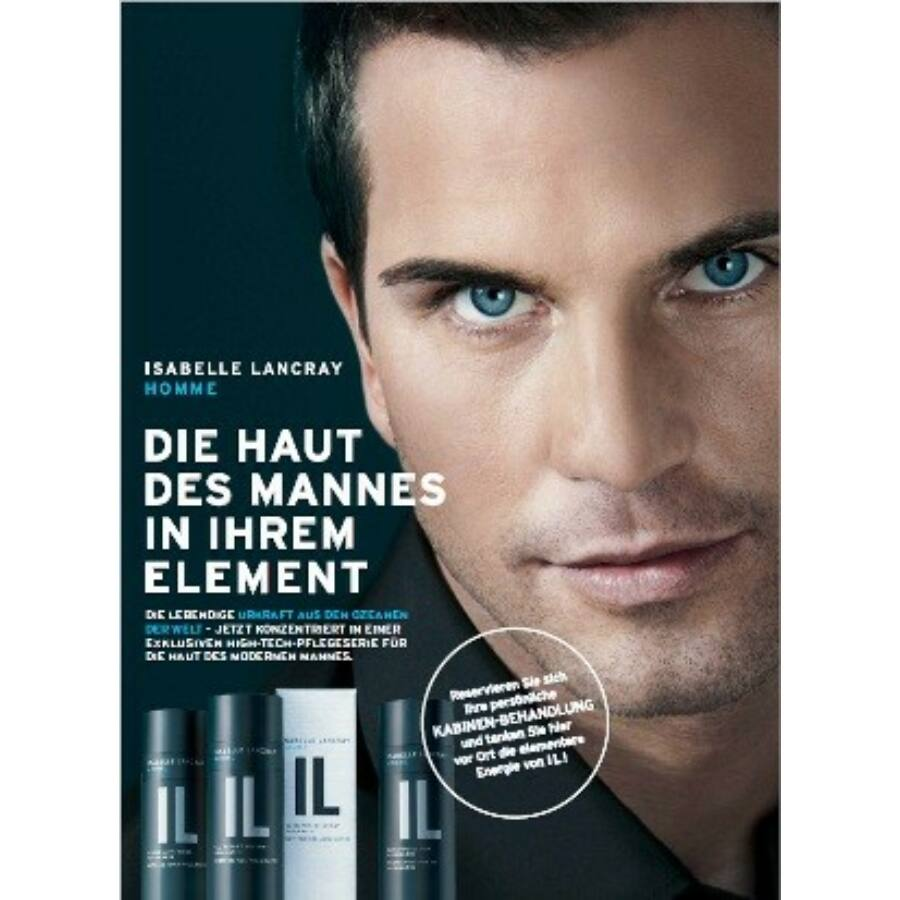 Isabelle Lancray IL Homme POSTER 1 db