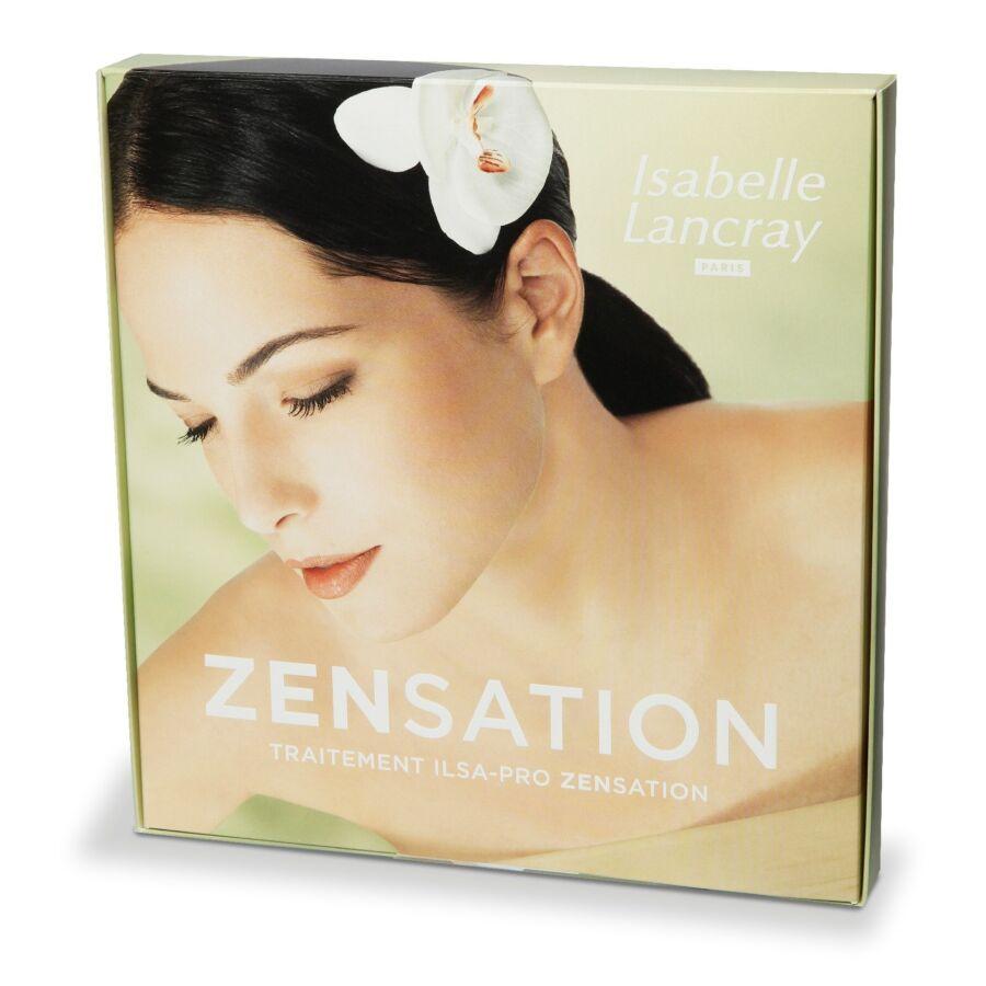 Isabelle Lancray ILSA-PRO ZENSATION - wellness anti-age kezelés selyemgubós masszázzsal 1 szett