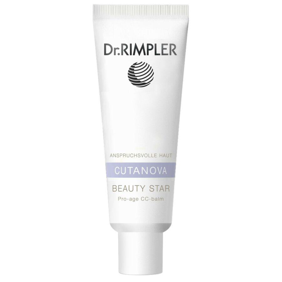 Dr. Rimpler CUTANOVA Beauty Star Pro Age CC-Balm - CC krém 50 ml