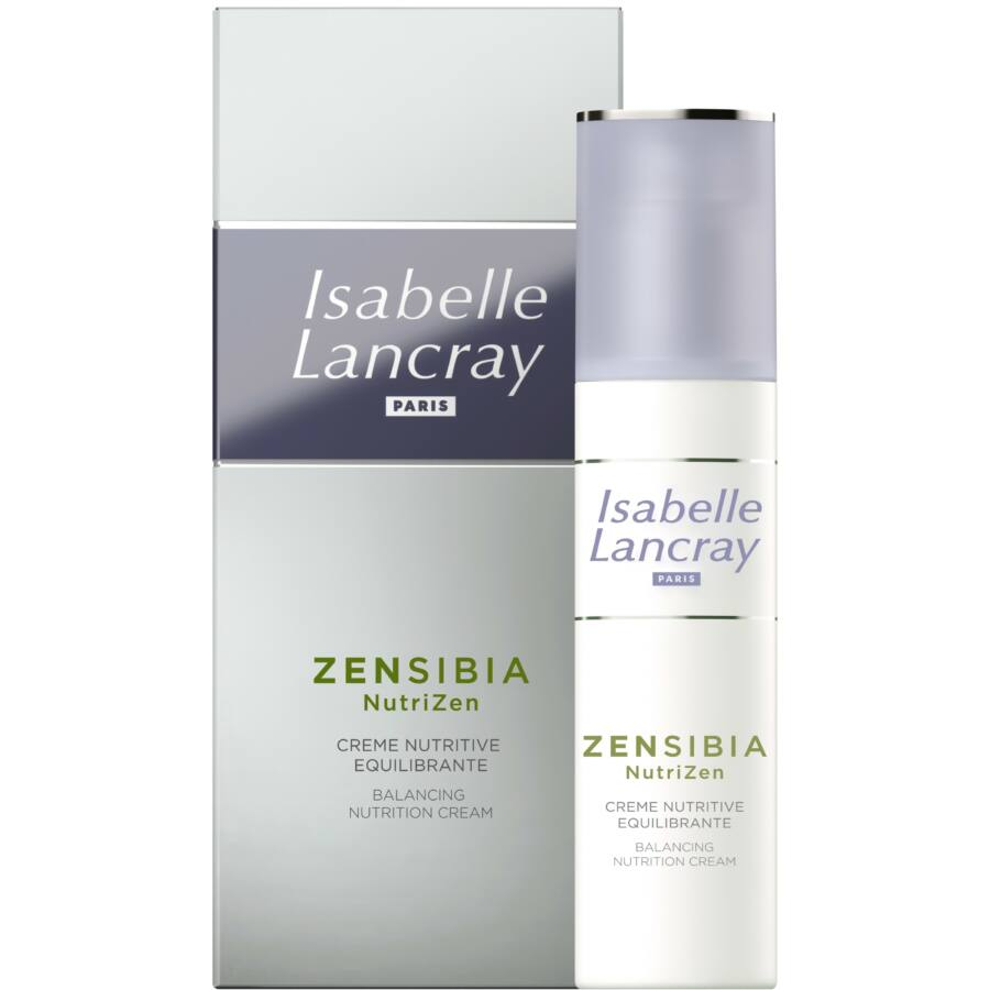 Isabelle Lancray ZENSIBIA Nutrizen - éjszakai krém extra érzékeny bőrre 50 ml