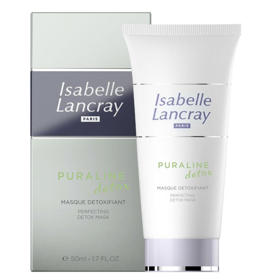 Isabelle Lancray PURALINE DETOX Masque Detoxifiant - Méregtelenítő krémmaszk 50 ml