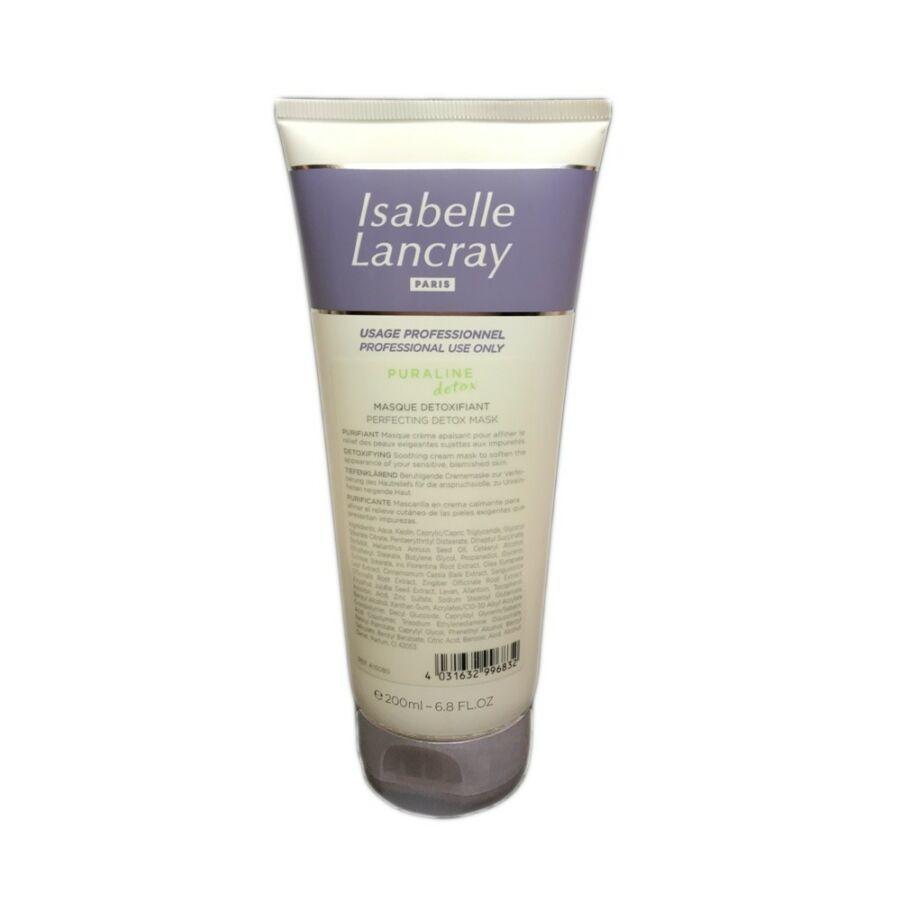 Isabelle Lancray PURALINE DETOX Masque Detoxifiant - Méregtelenítõ krémmaszk 200 ml