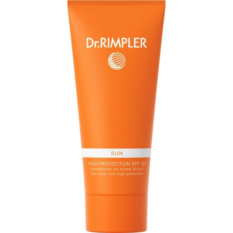 Dr. Rimpler SUNPROTECTION High Protection SPF 30 - SPF 30 teljes fényvédő 200 ml