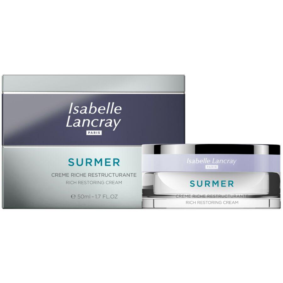 Isabelle Lancray SURMER Rich Restoring Cream - restrukturáló krém 50 ml