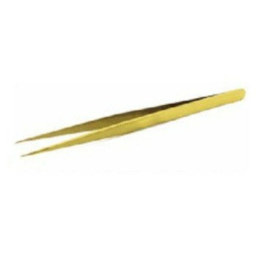 Prémium műszempilla csipesz (egyenes)