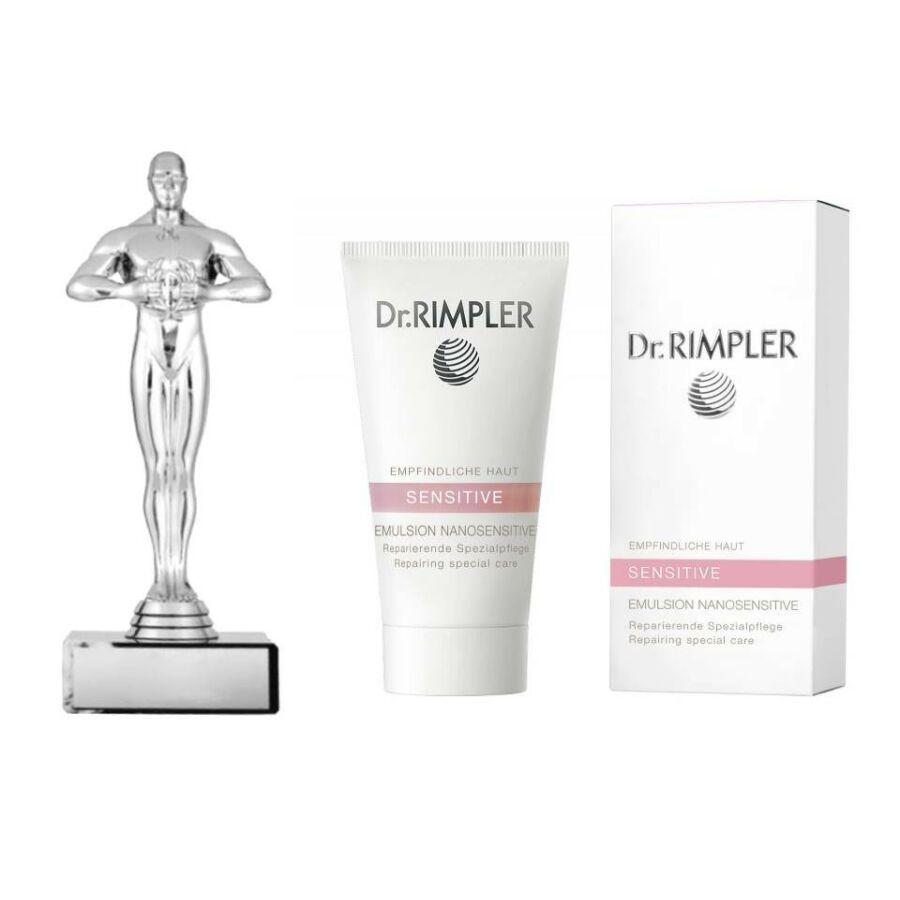 Dr. Rimpler CUTANOVA / SENSITIVE Emulsion Nanosensitive - emulzió extra érzékeny bõrre 50 ml