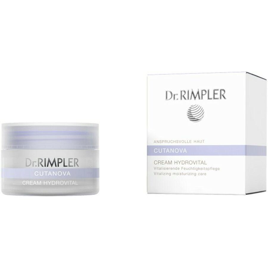 Dr. Rimpler CUTANOVA Cream Hydrovital - nedvességpótló krém 50 ml