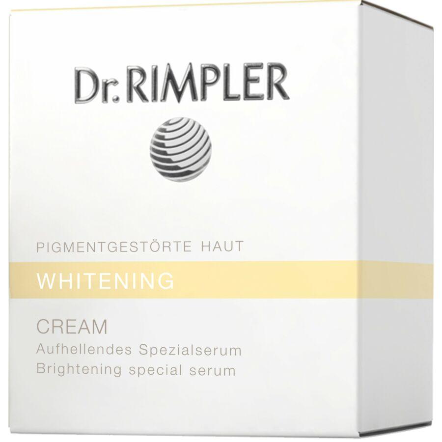 Dr. Rimpler WHITENING LINE Cream - fehérítő krém 50 ml