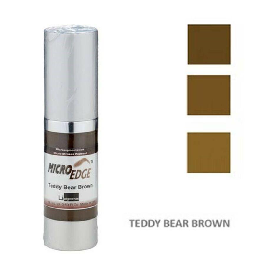 Micro Edge Li pigment Teddy Bear Brown 15 ml