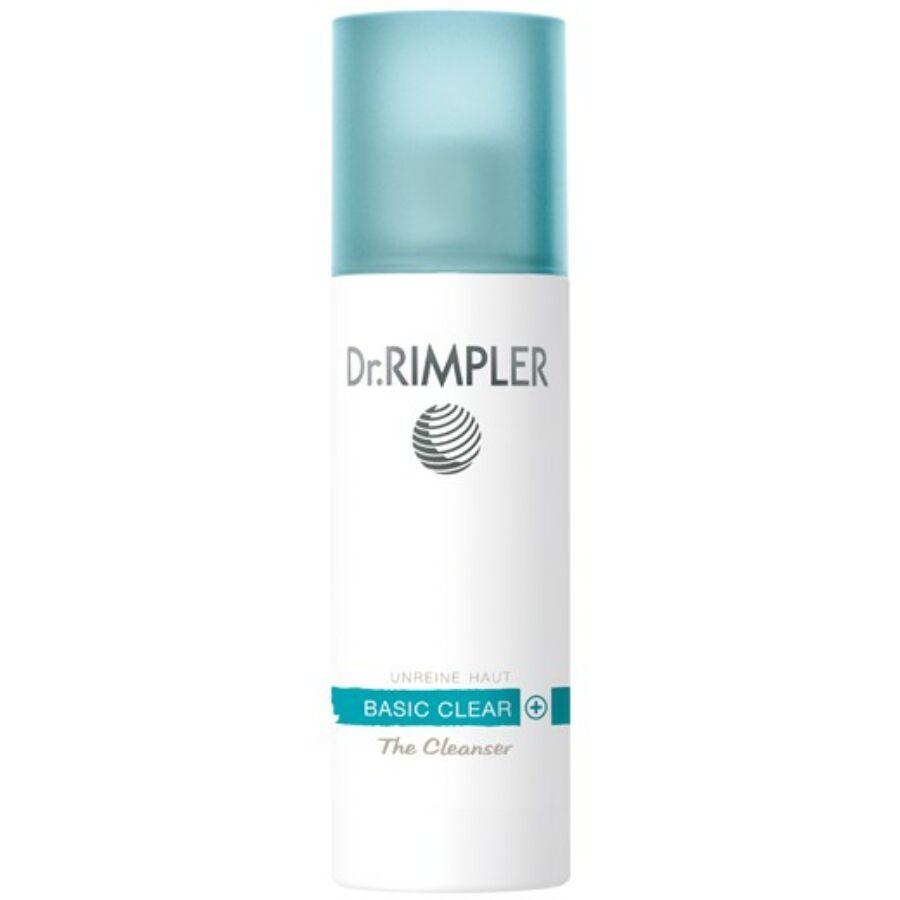 Dr. Rimpler BASIC CLEAR + THE CLEANSER- habzó, tisztító gél 500 ml