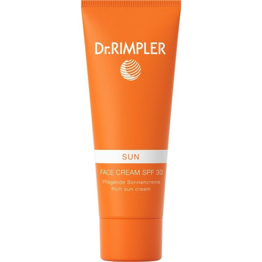 Dr. Rimpler SUNPROTECTION - Facecream SPF 30 - SPF 30 napozókrém arcra 75 ml